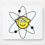 Atom buddy icon   mousepad