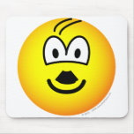 Hitler emoticon   mousepad