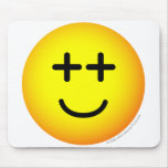 Not with the program emoticon   mousepad