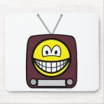 TV smile   mousepad