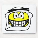 Arab smile   mousepad