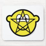 Pentacle buddy icon   mousepad