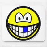Bluetooth smile   mousepad