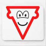Yield buddy icon   mousepad