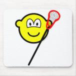 Lacrosse buddy icon   mousepad