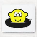 Inner tube buddy icon   mousepad