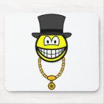 Mayor smile   mousepad