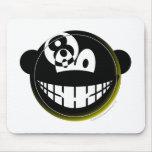 Eight ball emoticon   mousepad