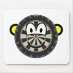 Dartboard buddy icon   mousepad