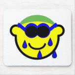 Swimming buddy icon   mousepad