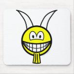 Capricorn smile Zodiac sign  mousepad