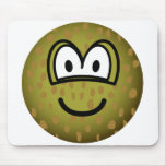 Toad emoticon   mousepad