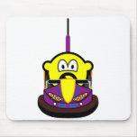 Bumper car buddy icon   mousepad
