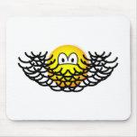 1000 emoticons emoticon   mousepad