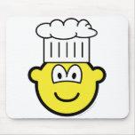 Chef buddy icon   mousepad