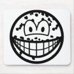 Dalmation smile   mousepad
