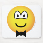 Groom emoticon   mousepad