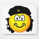 Che Guevara emoticon   mousepad