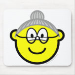 Grandma buddy icon   mousepad
