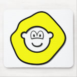 Play dough buddy icon   mousepad