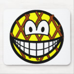 Grilled smile   mousepad