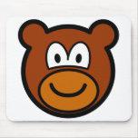 Teddy bear buddy icon   mousepad