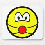 SM smile   mousepad