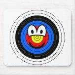 Target buddy icon   mousepad