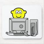 Computing buddy icon   mousepad