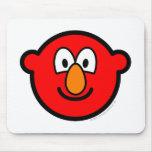Elmo buddy icon   mousepad