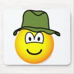 Outback emoticon   mousepad
