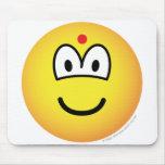 Hindu emoticon   mousepad