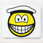 Sailor smile   mousepad