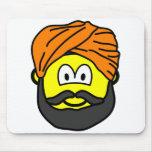 Sikh buddy icon   mousepad