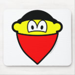Protester buddy icon   mousepad