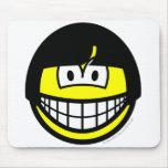 Beatle smile   mousepad