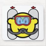 Duiker buddy icon   mousepad