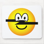 Vauxhall emoticon   mousepad