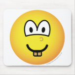 Anouk emoticon   mousepad