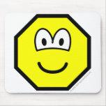 Octagon buddy icon   mousepad