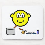 Cooking buddy icon   mousepad