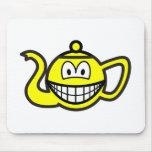 Teapot smile   mousepad