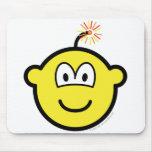Bomb buddy icon   mousepad