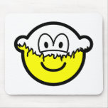 Peeled buddy icon   mousepad