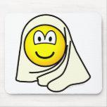 Muslim emoticon   mousepad