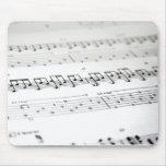 mousepad 4 de la música alfombrilla de raton