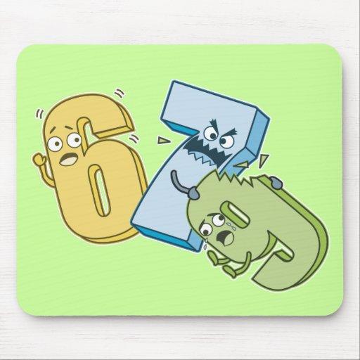 mousepad 6789