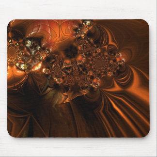 Mousepad Abstract Art Rustic Melt 2