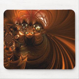 Mousepad Abstract Art Rustic Melt 3