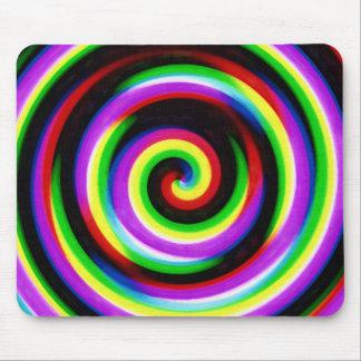 Mousepad abstracto alfombrilla de ratón